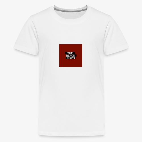 The Black Birds - Camiseta premium adolescente