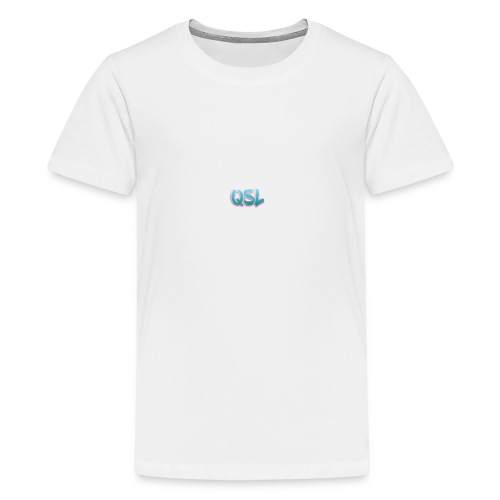 Qsl shop - Teenager Premium T-Shirt