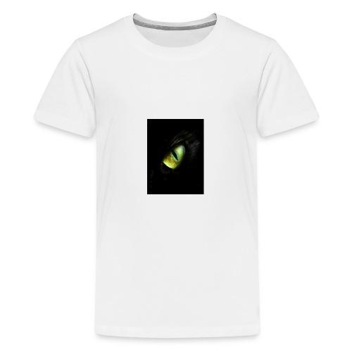 Reptil eyes - Camiseta premium adolescente