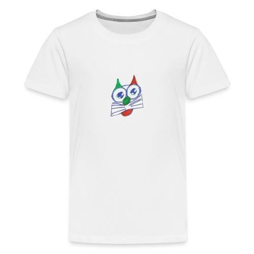 miao_traspa-png - Maglietta Premium per ragazzi