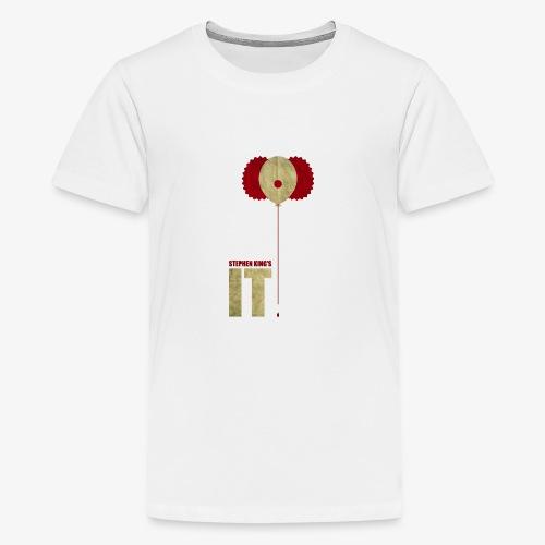 IT - Camiseta premium adolescente