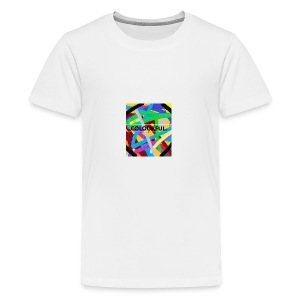 COLOURFUL - Teenager Premium T-Shirt