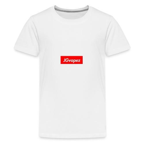 JGvapez - Teenage Premium T-Shirt