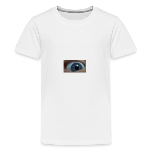 zigzag zebra productions t shirt - Teenage Premium T-Shirt