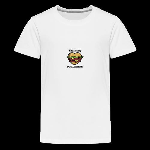 Love Food - T-shirt Premium Ado