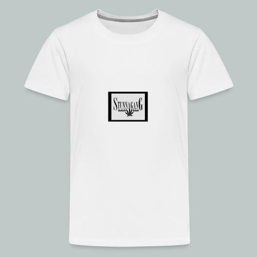 Stunna Gang - Teenager Premium T-Shirt
