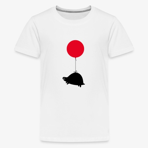 Balloonturtle - Teenager Premium T-Shirt