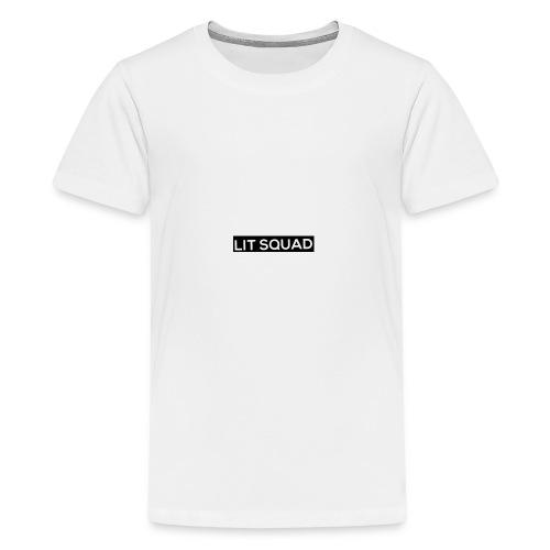Absolutly LIT AF - Teenager Premium T-Shirt
