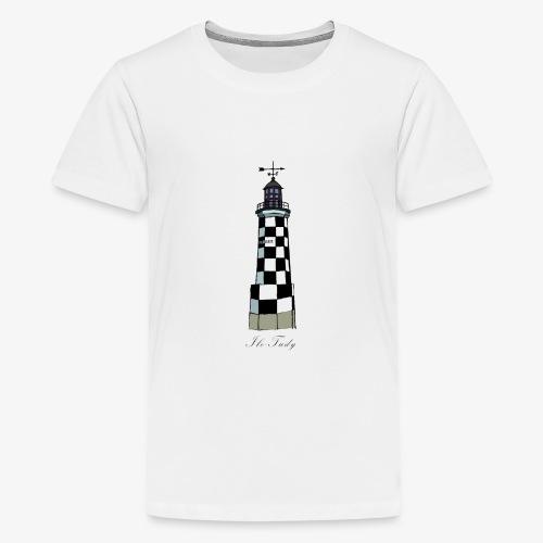 perdrix Ile-tudy - T-shirt Premium Ado