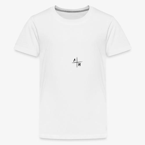 AltijdMitchell Cross Logo - Teenager Premium T-shirt