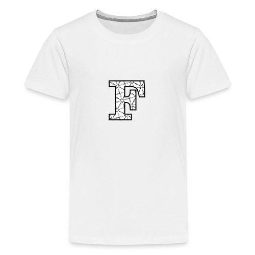 F - Teenager Premium T-Shirt