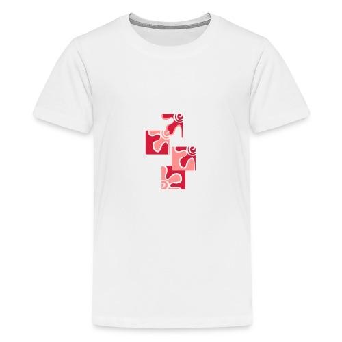 decoflo - Maglietta Premium per ragazzi