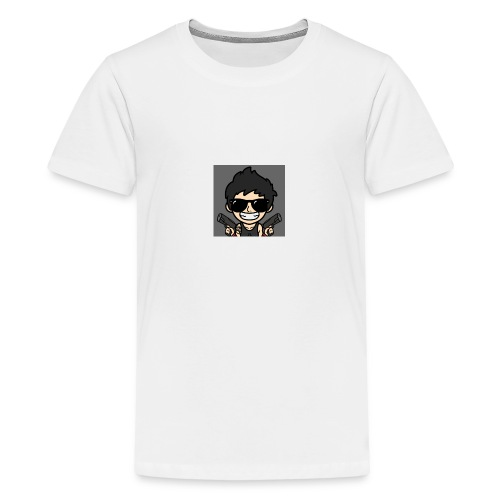 MISTER PRODUCTION - Teenage Premium T-Shirt