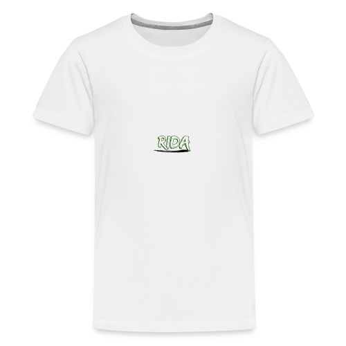 Rida Limited Edition T-Shirt! - Teenager Premium T-shirt