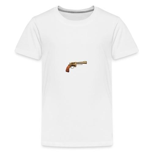 7A91D3DC 2BB5 40E2 B589 B393DFB01337 - Teenager Premium T-Shirt