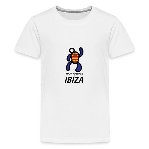 Happy People of Ibiza - Teenager Premium T-shirt