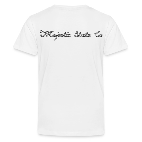 Majestic Skate Co - Teenage Premium T-Shirt