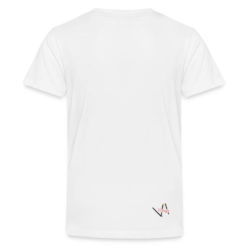 VI Kings UCEE Edition! - Teenage Premium T-Shirt