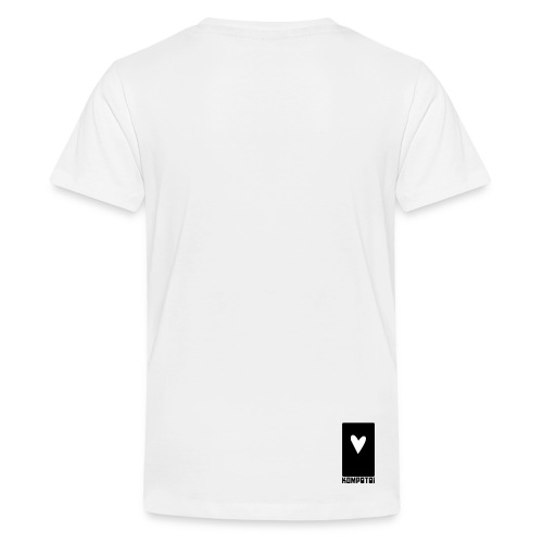 kompotoi stamp 02 - Teenager Premium T-Shirt
