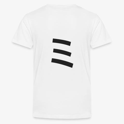 Alex Lander Branding Shape - T-shirt Premium Ado