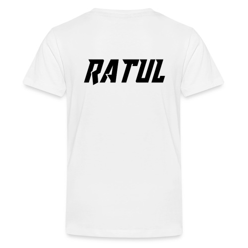 Ratul - Teenager Premium T-shirt