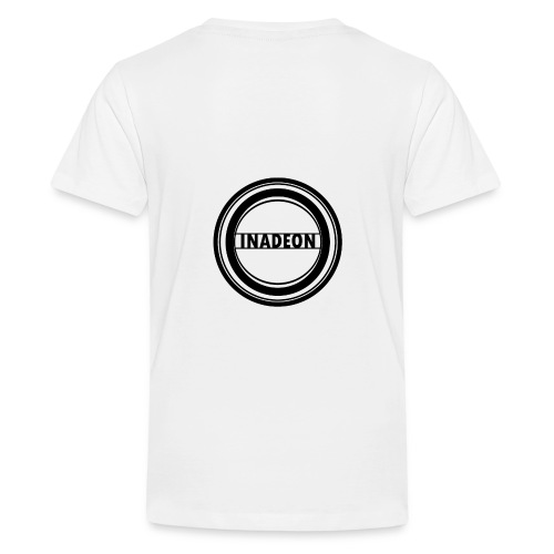 Logo inadeon - T-shirt Premium Ado