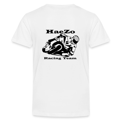 HaeZo Racing Team Logo - Teenager Premium T-Shirt