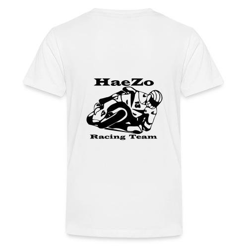 HaeZo Racing Team Logo - Teenager Premium T-Shirt