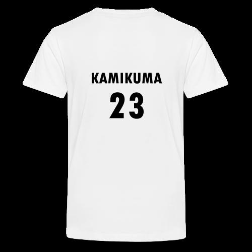 KamiKuma 23 - Teenager Premium T-Shirt