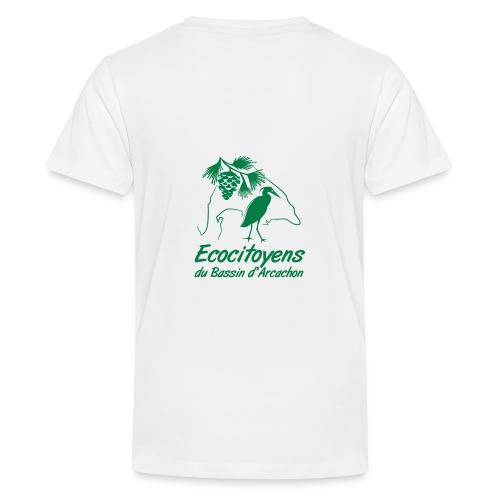 EBA - T-shirt Premium Ado