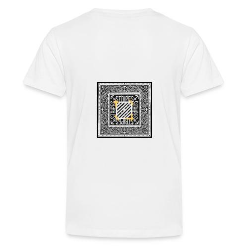 STRIPES - Teenage Premium T-Shirt