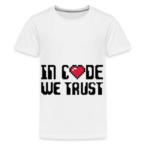 Geek - T-shirt Premium Ado