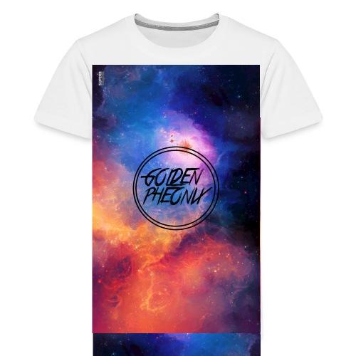 Untitled gedrsdeg png - Teenage Premium T-Shirt