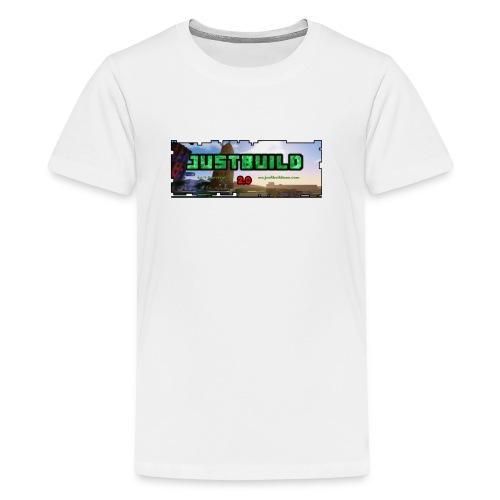 loggany - Premium-T-shirt tonåring