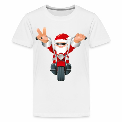 Father X-Mas - Teenage Premium T-Shirt