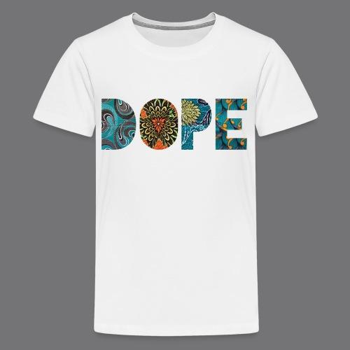 DOPE NATURE Tee Shirts - Teenage Premium T-Shirt