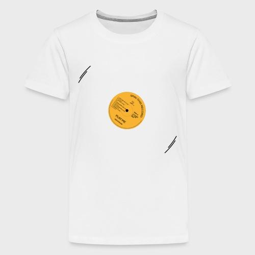 T-Record - Classic Elpee Design - Teenager Premium T-shirt