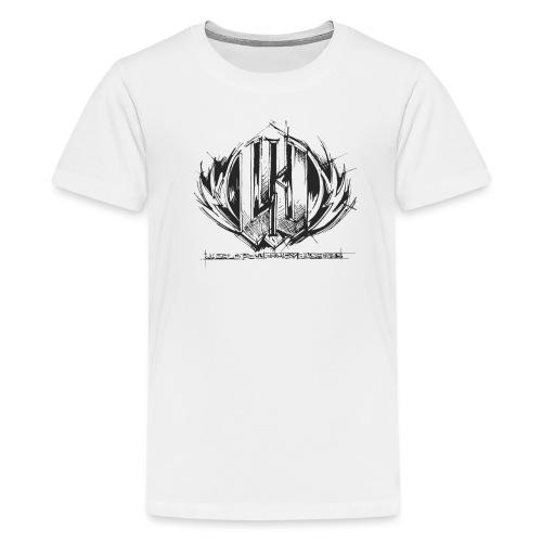 WPS2K17 by Jean Marc Lejeune - T-shirt Premium Ado