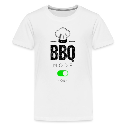 BBQ mode on - T-shirt Premium Ado