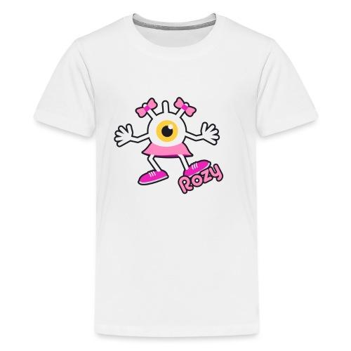 Rozy Full (Color) - T-shirt Premium Ado