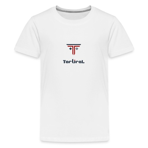 TacticaL logo - Teenager Premium T-shirt