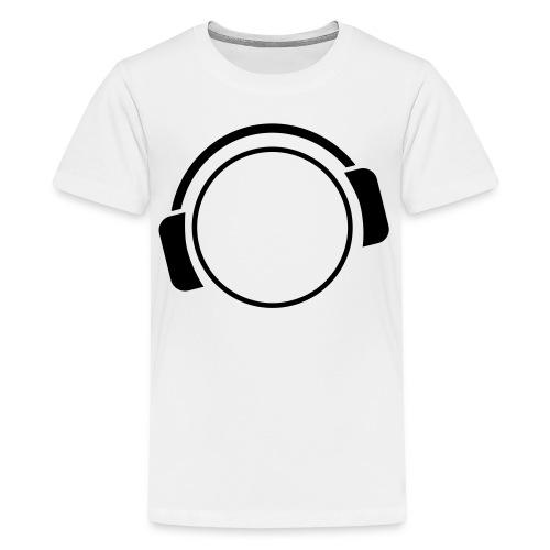 Mental Madness Head 1 - Teenager Premium T-Shirt