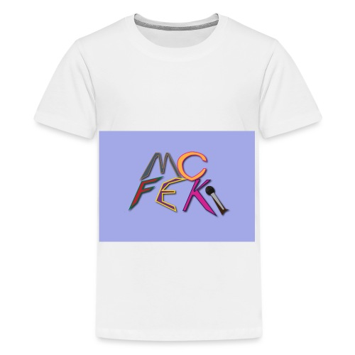 MC FEK Logo1 - Teenager premium T-shirt