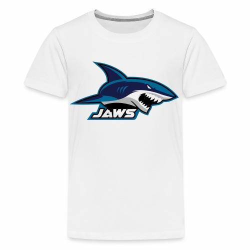 jawsDANK - Premium-T-shirt tonåring