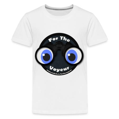 FTV4000 - Teenage Premium T-Shirt