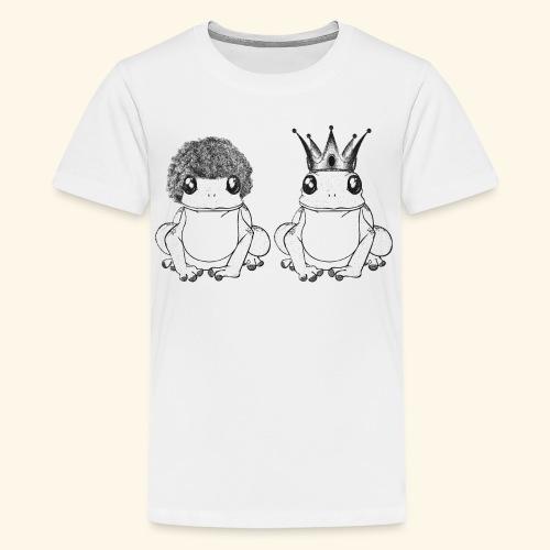 Crapaud - T-shirt Premium Ado