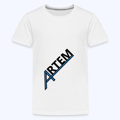Artemlogo - Teenager Premium T-Shirt