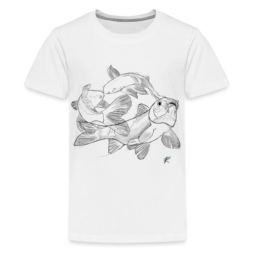 Carpa koi - Maglietta Premium per ragazzi