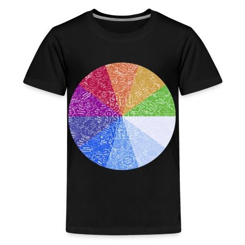 APV 10.1 - Teenage Premium T-Shirt