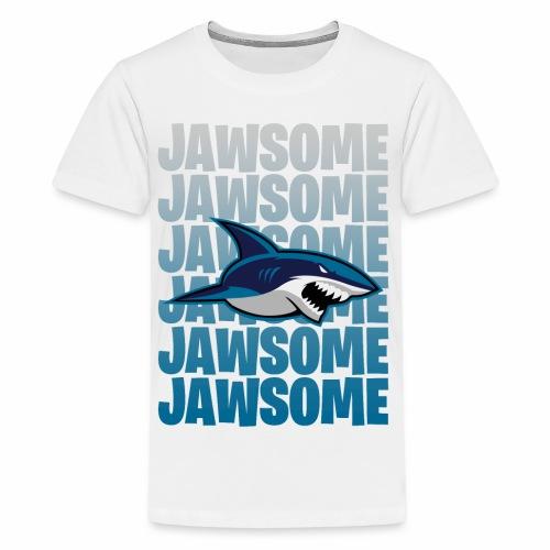 Jawsome - Premium-T-shirt tonåring